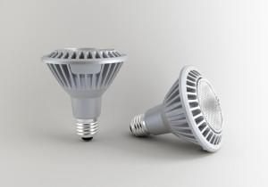 LED Lampe mit E14 Sockel