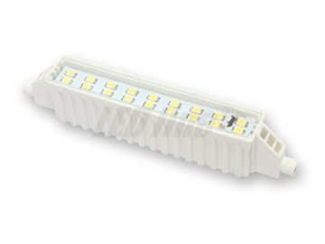 R7S LED, LED r7S 6W 118mm AC 220V-240V 18 NEU 2835 SMD LED Strahler 500LM 6500K Kaltweiß LED-Strahler LED Licht - 1