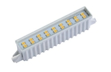 RealLED LED Stablampe R7s 118 mm 6 Watt Warmweiß 2700 Kelvin - 1