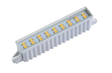 RealLED LED Stablampe R7s 118 mm 6 Watt Warmweiß 2700 Kelvin - 1
